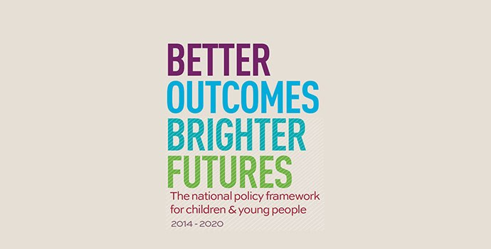 DCYA announcement 06/07/2018: Mid Term Review of Better Outcomes, Brighter Futures